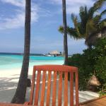 Photo de Veligandu Island Resort & Spa