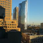 view of Downtown Brooklyn from 10th floor