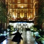 St-Ermin`s at night