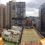 Panorama from Viewing Deck