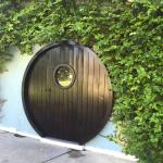 The Rabbit Hole door