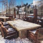 Lodge Deck