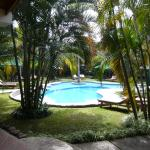 Hotel Pool Close to Guestrooms