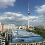 Photo de NH Berlin Alexanderplatz