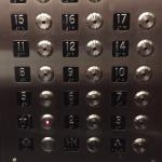 No 4th & 13th floors (bad luck in Chinese and Western cultures)