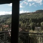 View from the Master suite balcony