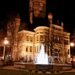 Williams County Court House. In Beautiful downtown Bryan Ohio.