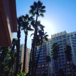 Sun's out at the Westin Long Beach