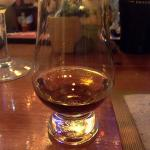 17 year-old Balvenie double barrel. One of the best whiskeys I have had.