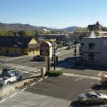 Nice view of North Carson St