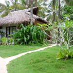 Our new bungalow.... miss it!!