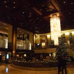 Fantastic Christmas in the Lobby