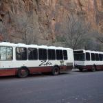 Photo of Zion Shuttle