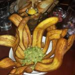The best guacamole of my life.