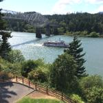 Sternwheeler Riverboat