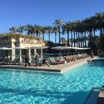 Beautiful resort. Nice pool area for kids and a separate pool area for adults.