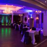Function room all set for the party
