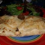 Brittany crepe