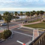 A view from the room in Clearwater