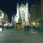 Bath at Christmas time