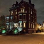Night view of Kehoe House