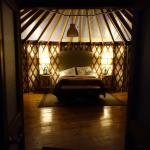 Yurt w/Queen size bed