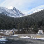 Quandary Peak as seen from the resort