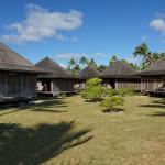 Matira Beach-Bungalows