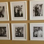 Movie Star pictures on the walls