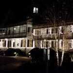 Kent Manor Inn all decked out for Christmas