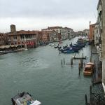 Heavenly view of Canal Grande