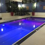 Beautiful pool, Four Points Sheraton, Winnipeg South, Winnipeg, Manitoba