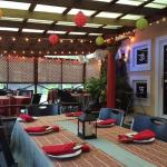 Our new screened-in patio