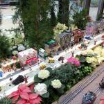A pic from the Legos/Train show, going on in December.