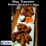 Best chicken wings in Vermont at The Tavern at Essex Resort & Spa. Try the apple & buffalo chick