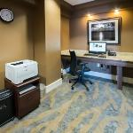 Business Center at Hampton Inn DBS