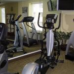 Fitness Center at Hampton Inn DBS