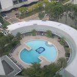 pool view from exterior lifts