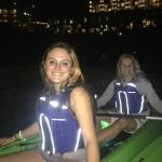 Fantastic adventure on the water! We saw tarpon, sting rays and so many turtles!