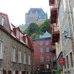Old City with Chateau