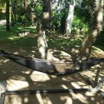 Hammock for superior rooms