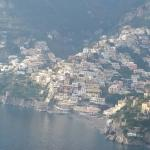 Amalfi coast, a short drive from the hotel in Sorrento