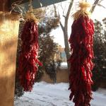 Chile and Winter go well together at Pueblo Bonito bed breakfast inn.