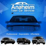Anaheim Town Car Services By Jag Transportation