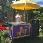 Jaccar is now mobile! Find us at various events on St. Croix.