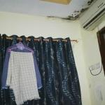 poor condition of room