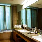 Spacious bathroom with soaker tub at Sanctuary on Camelback Mountain