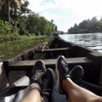 East Venice Holidays - Village Backwater Canoeing Trips
