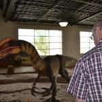 Photo of St. George Dinosaur Discovery Site at Johnson Farm
