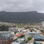 View from 17th floor balcony by day